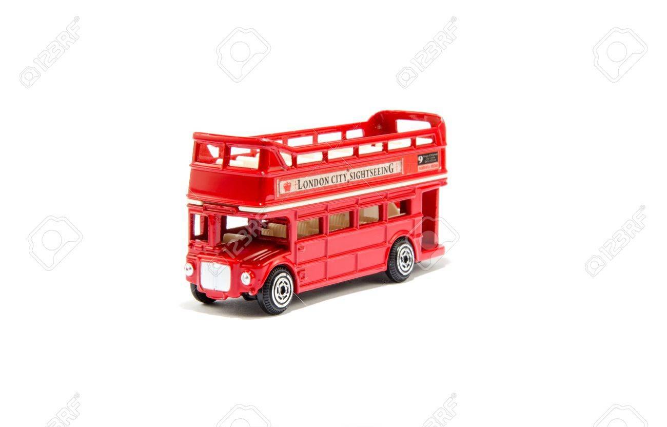 London Modèle Jouet Rouge Bus De xoeBdC