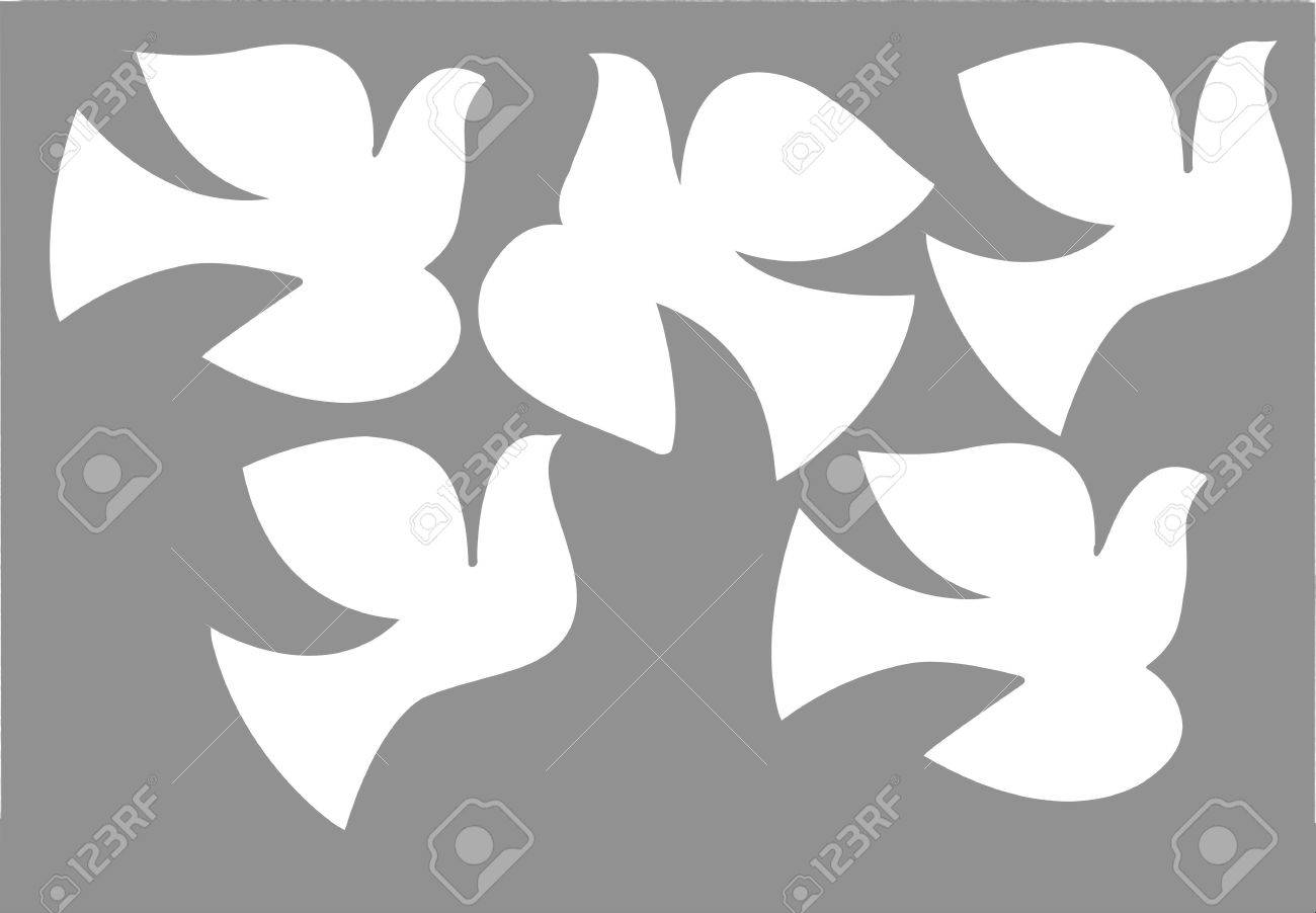 illustration dove Stock Vector - 7781037
