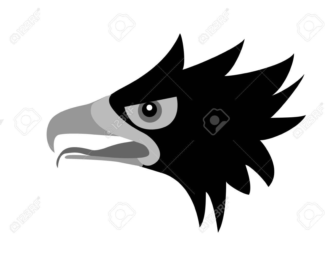 beaks drawing head of ...