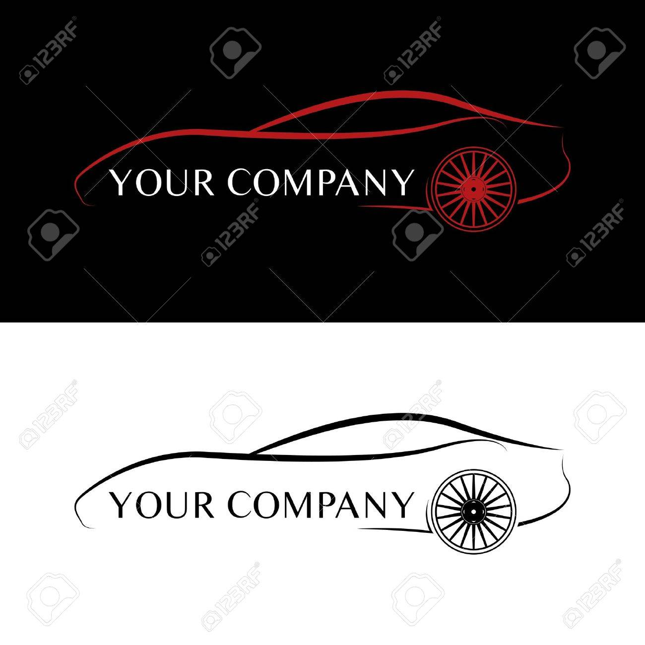 Red and white car logos  car  Red And White Car Logo