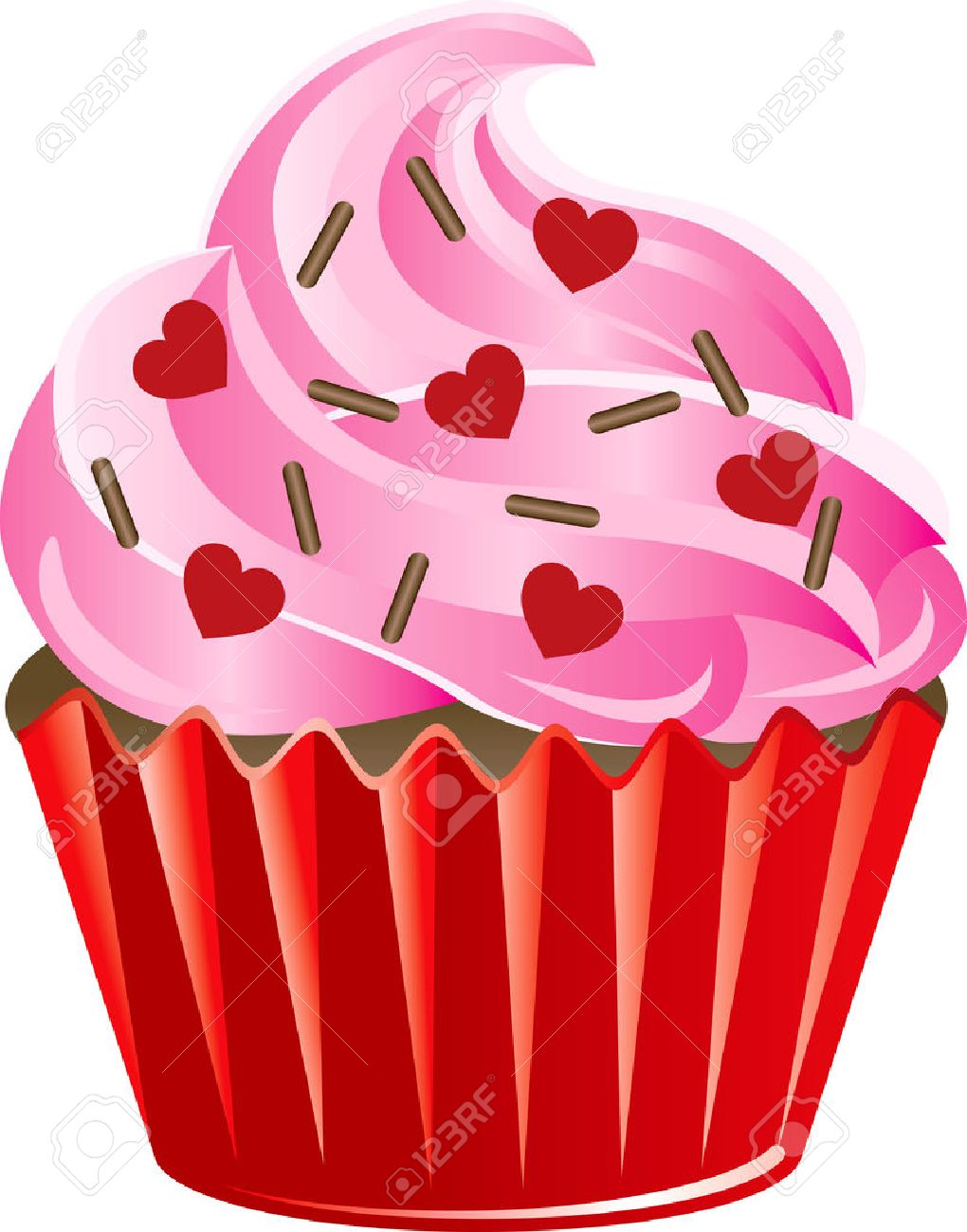 vector illustration of a valentine sweets stock vector 8671414