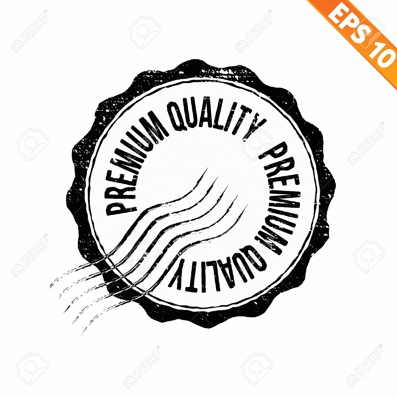 grunge highest quality guarantee rubber stamp vector illustration rh 123rf com grunge vector free download grunge vector backgrounds