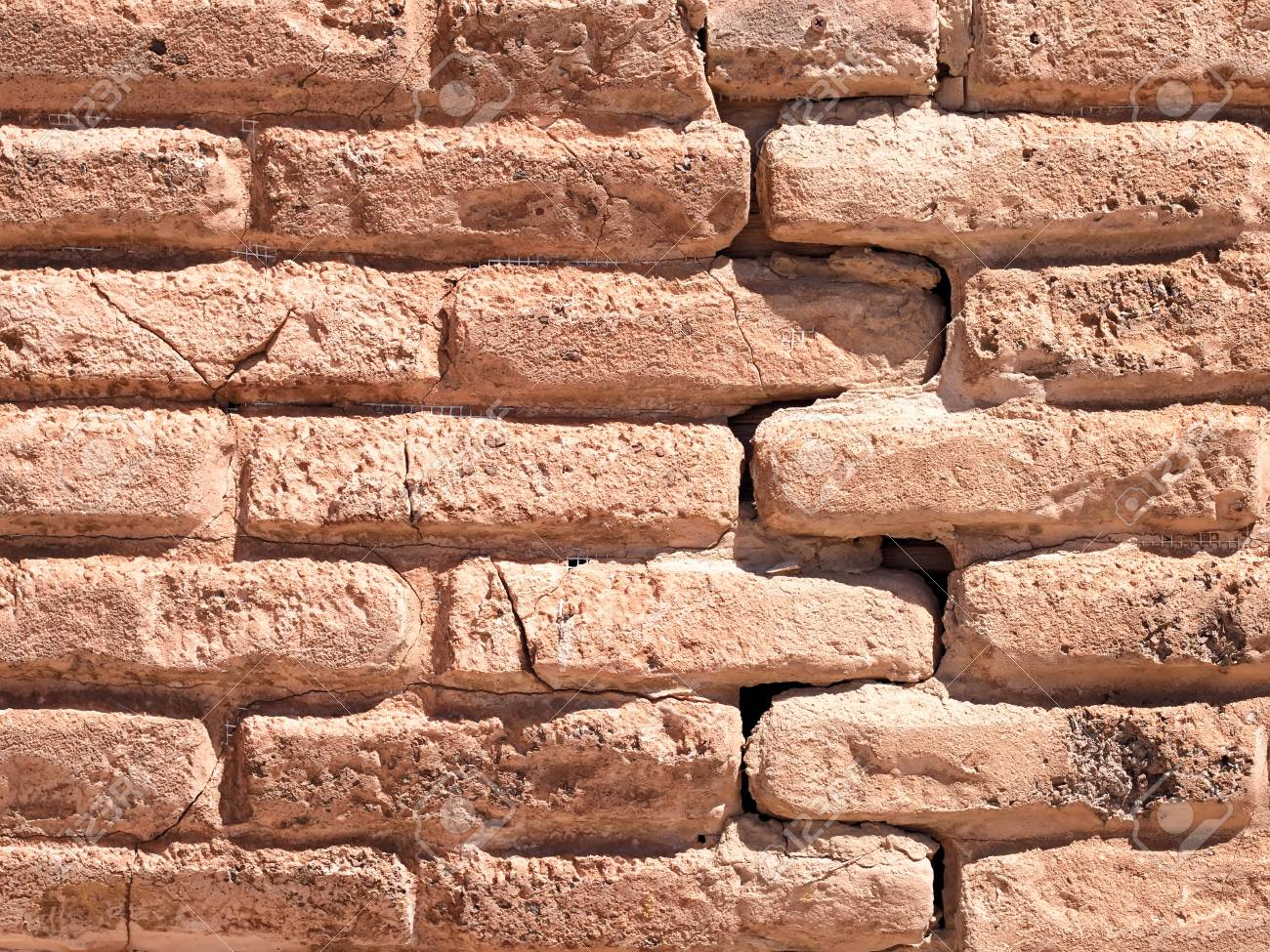 Old castle bricked wall background Stock Photo - 20898746