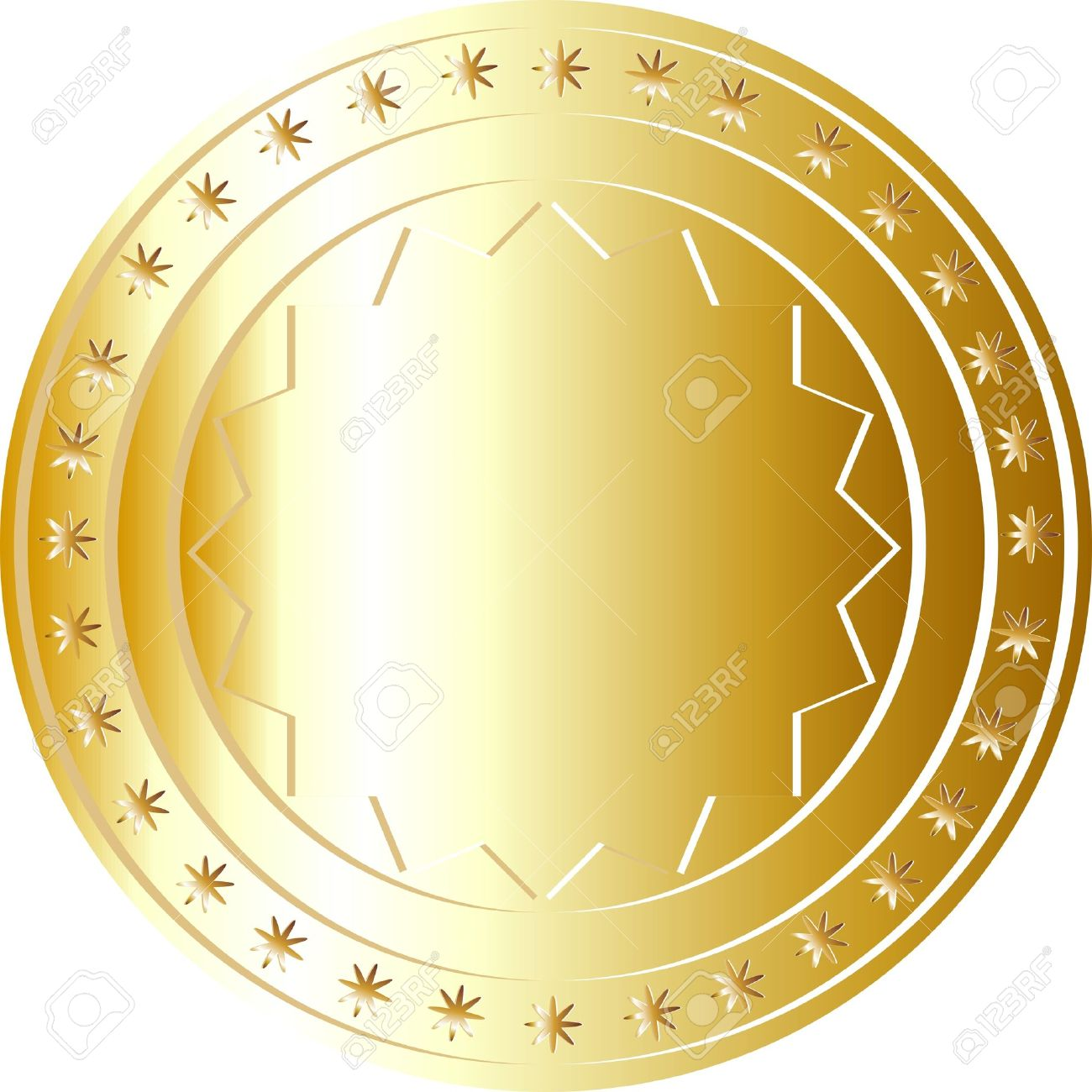 gold coin template stock photo picture and royalty free image