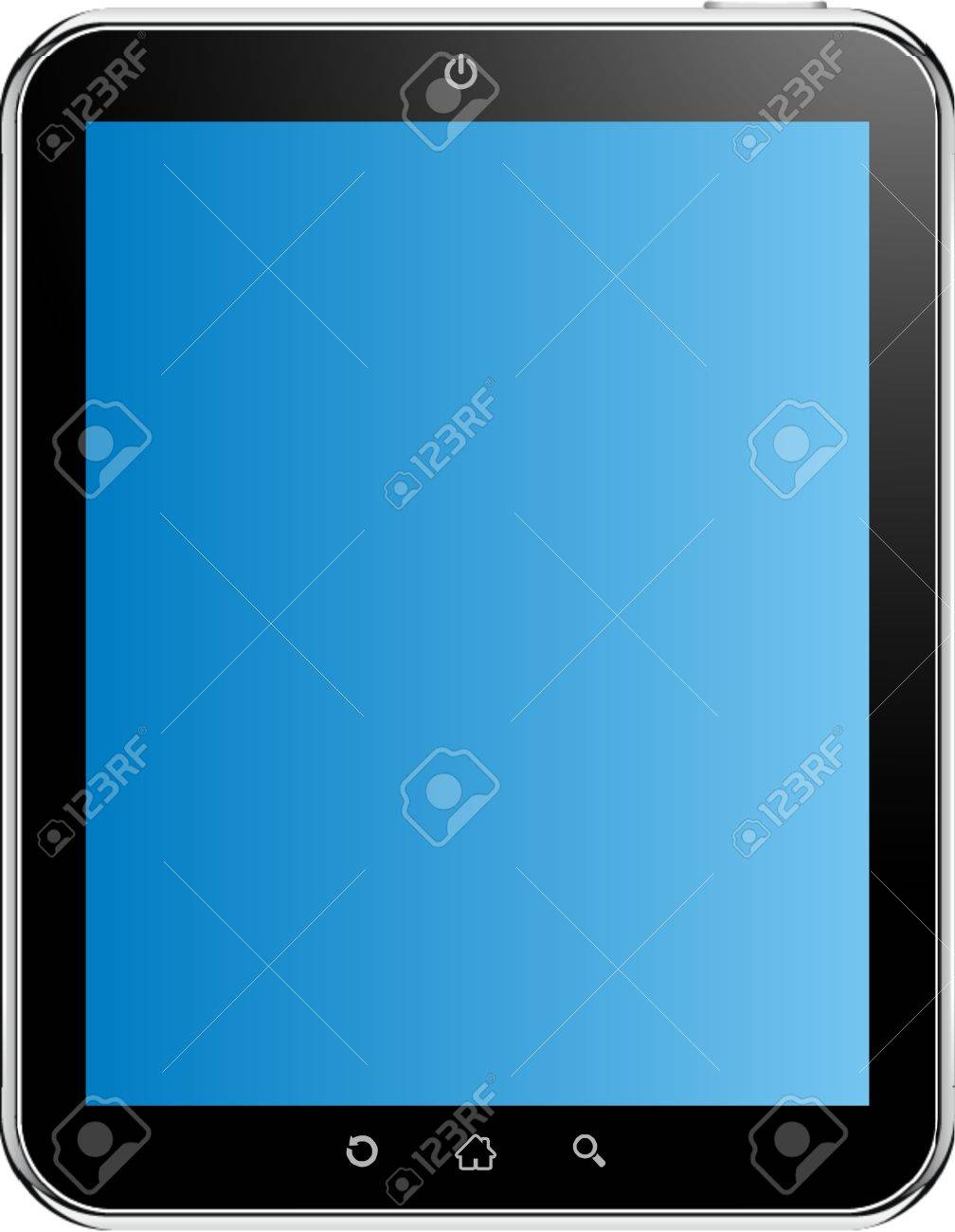 tablet Stock Photo - 12842337