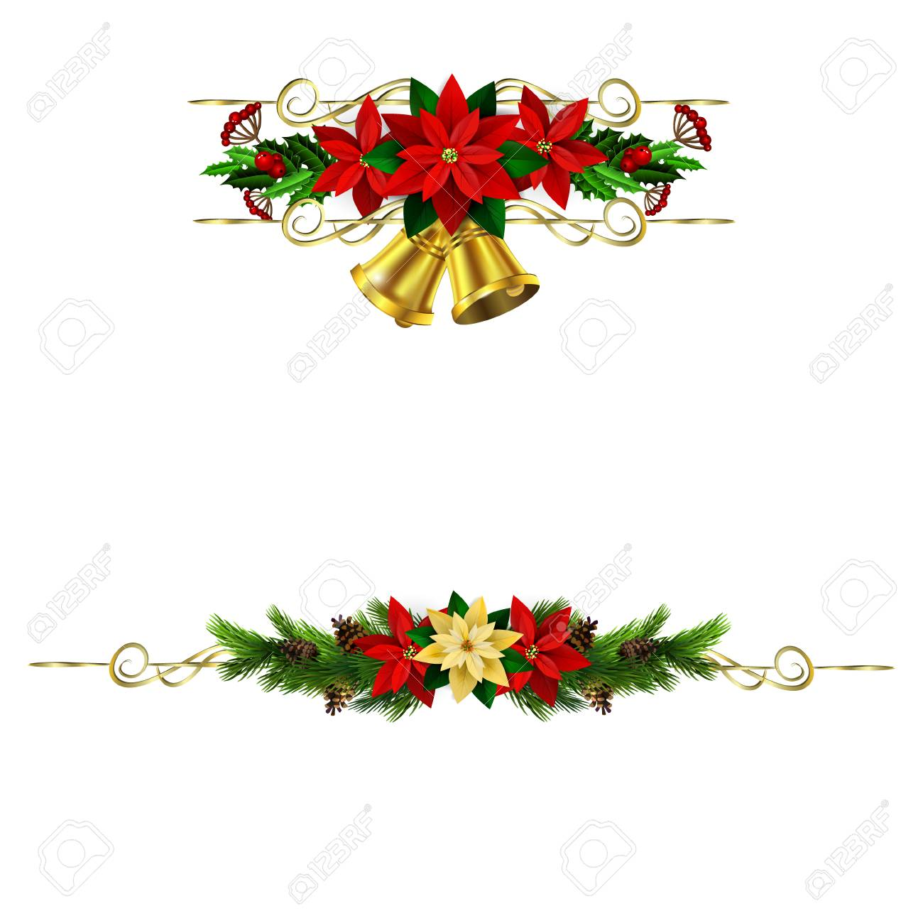 Christmas Designs.Christmas Elements For Your Designs