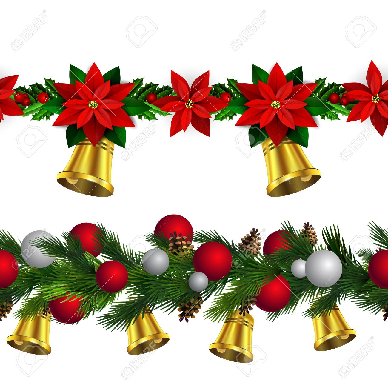 Christmas Border Design.Christmas Border Decoration Design