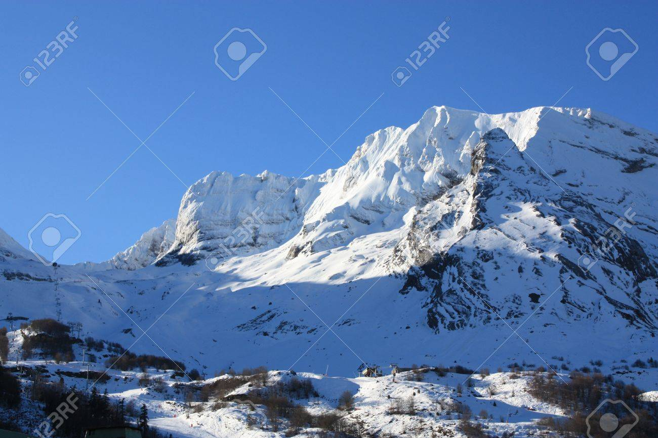 Mountain Stock Photo - 12417351