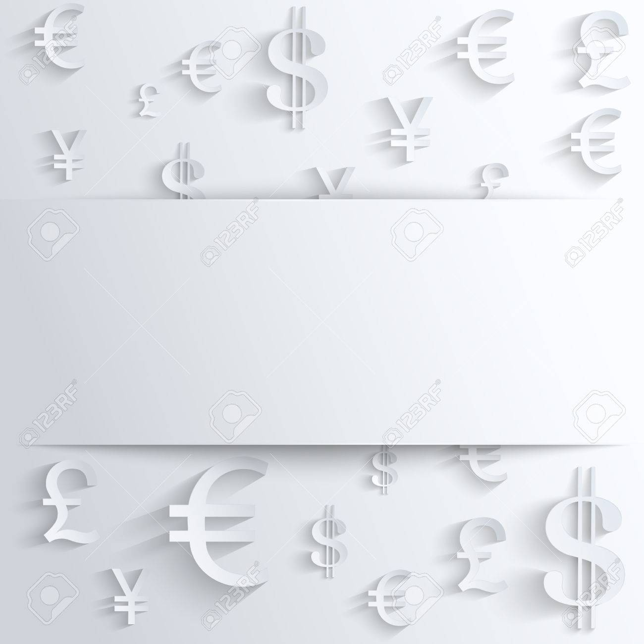 Currency symbol with space for text background about the money currency symbol with space for text background about the money and the exchange rate biocorpaavc