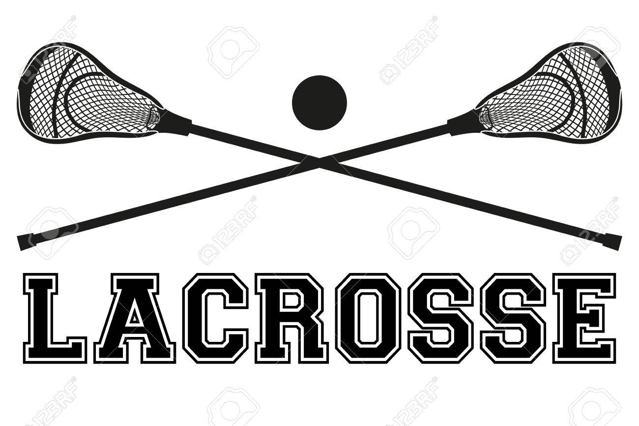 753 lacrosse stick stock vector illustration and royalty free rh 123rf com lacrosse sticks clipart crossed lacrosse sticks clipart