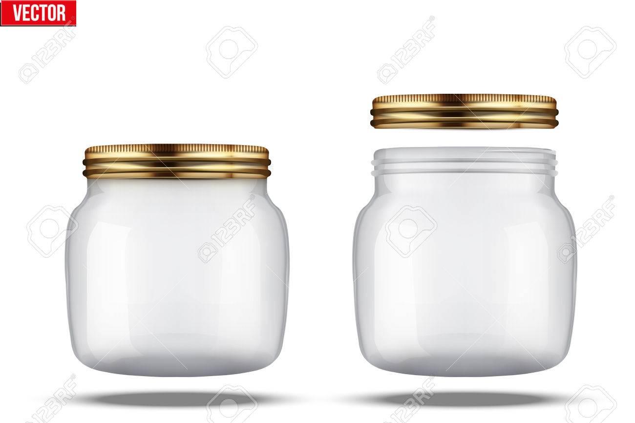tarros de vidrio pequeo para fabricacin de conservas con tapa y sin tapa foto - Tarros De Vidrio