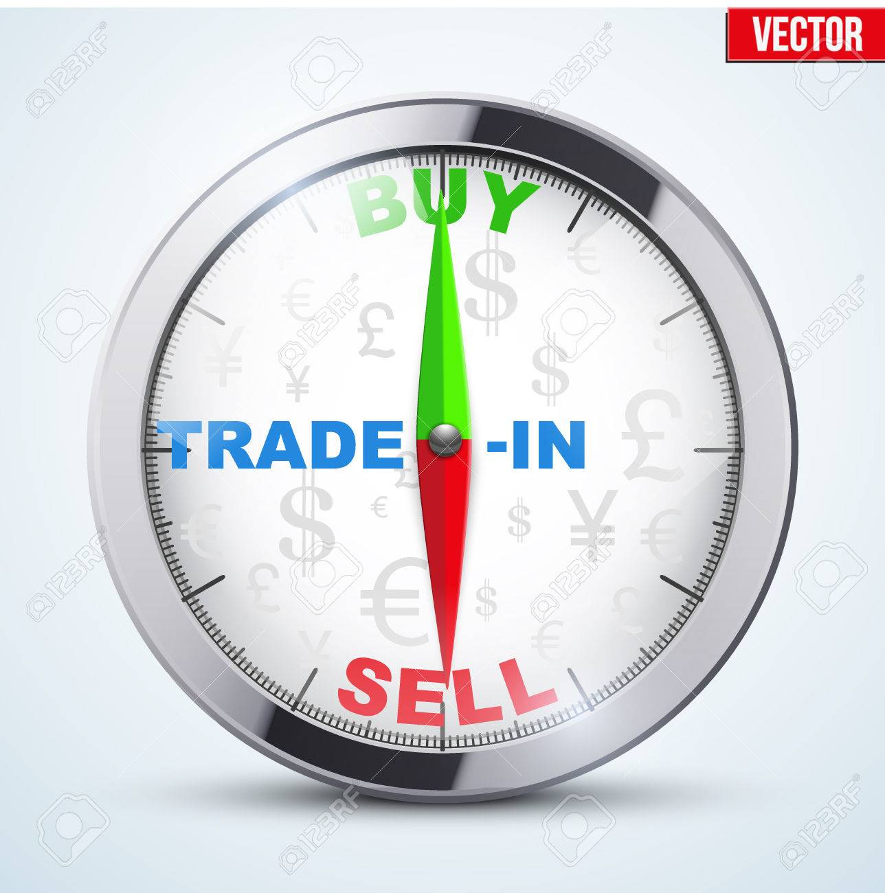 Compass for forex trader symbol of time to trading buy or sell compass for forex trader symbol of time to trading buy or sell editable biocorpaavc Image collections