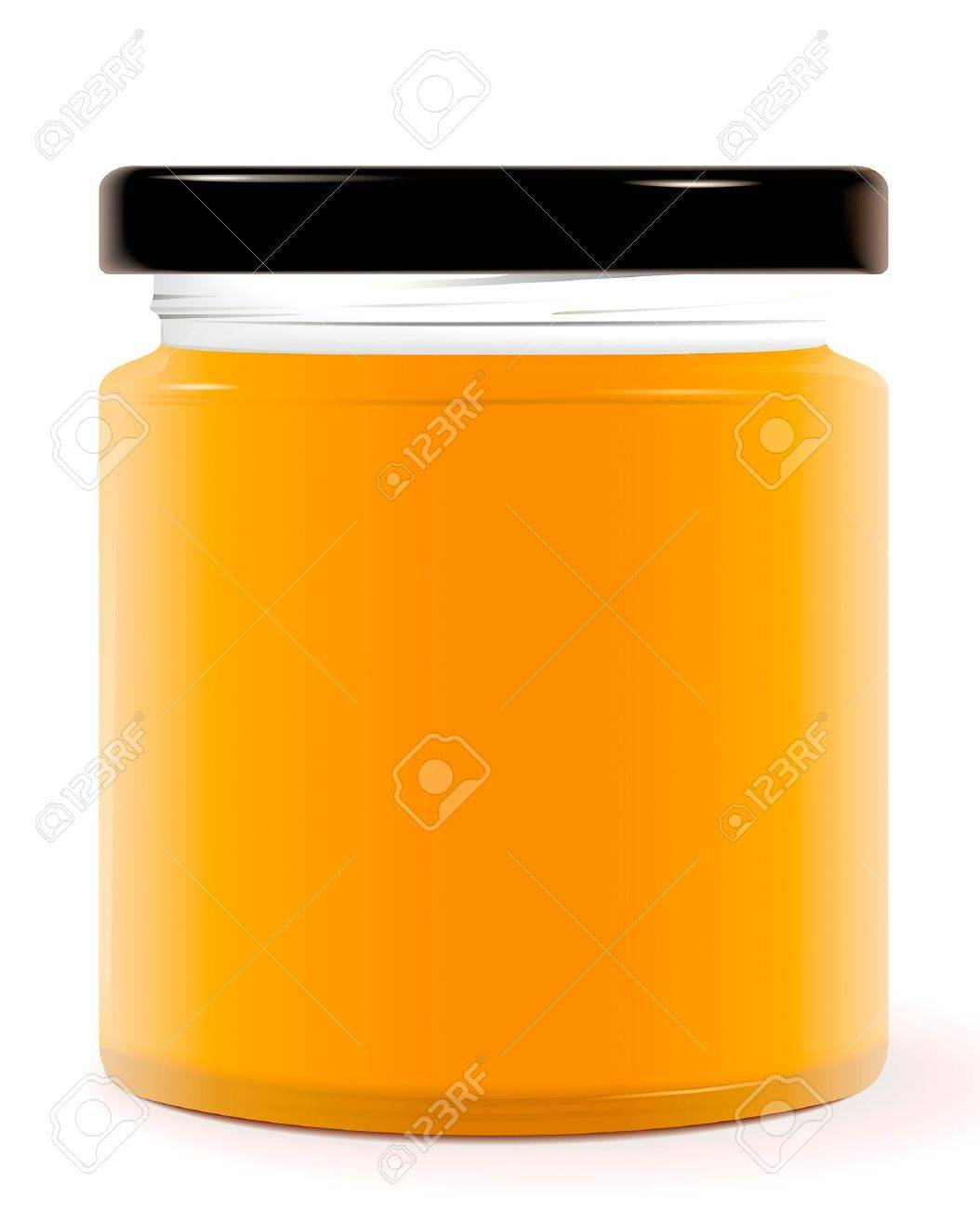 Jar Template Royalty Free Cliparts, Vectors, And Stock Illustration ...