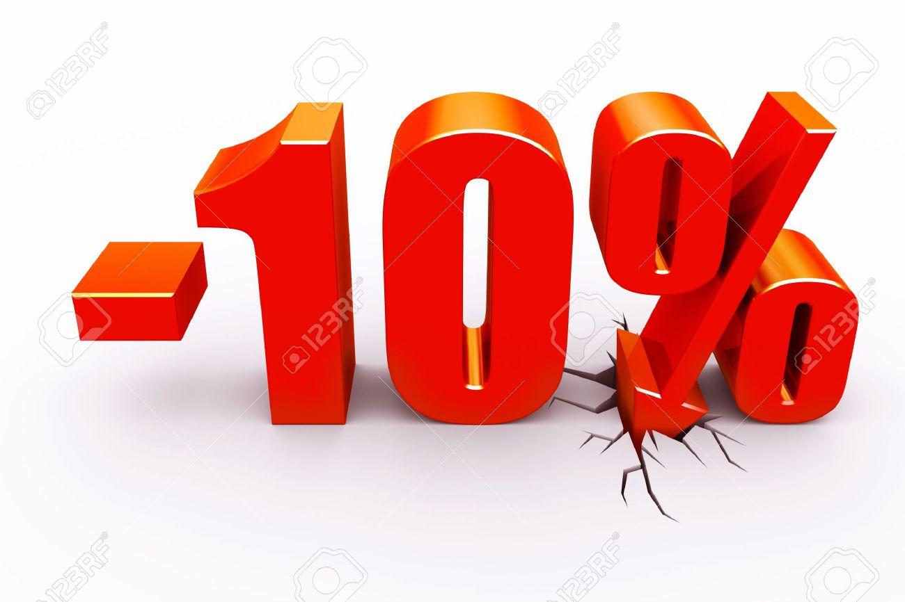 10 percent www