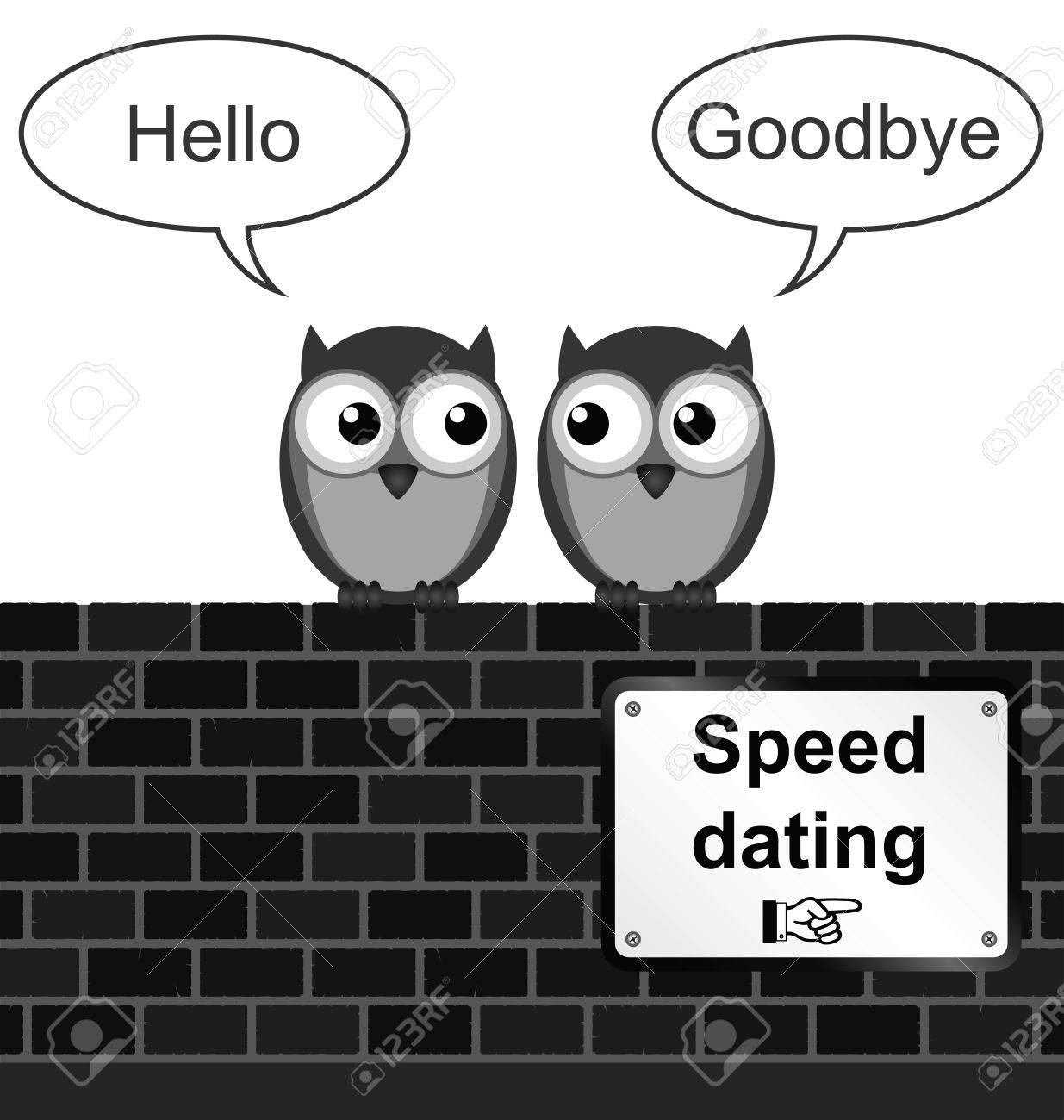 Speed Dating at The Owl and Pussycat