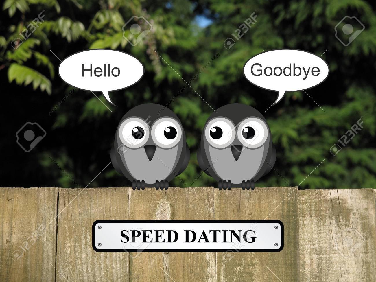 Speed dating i valla