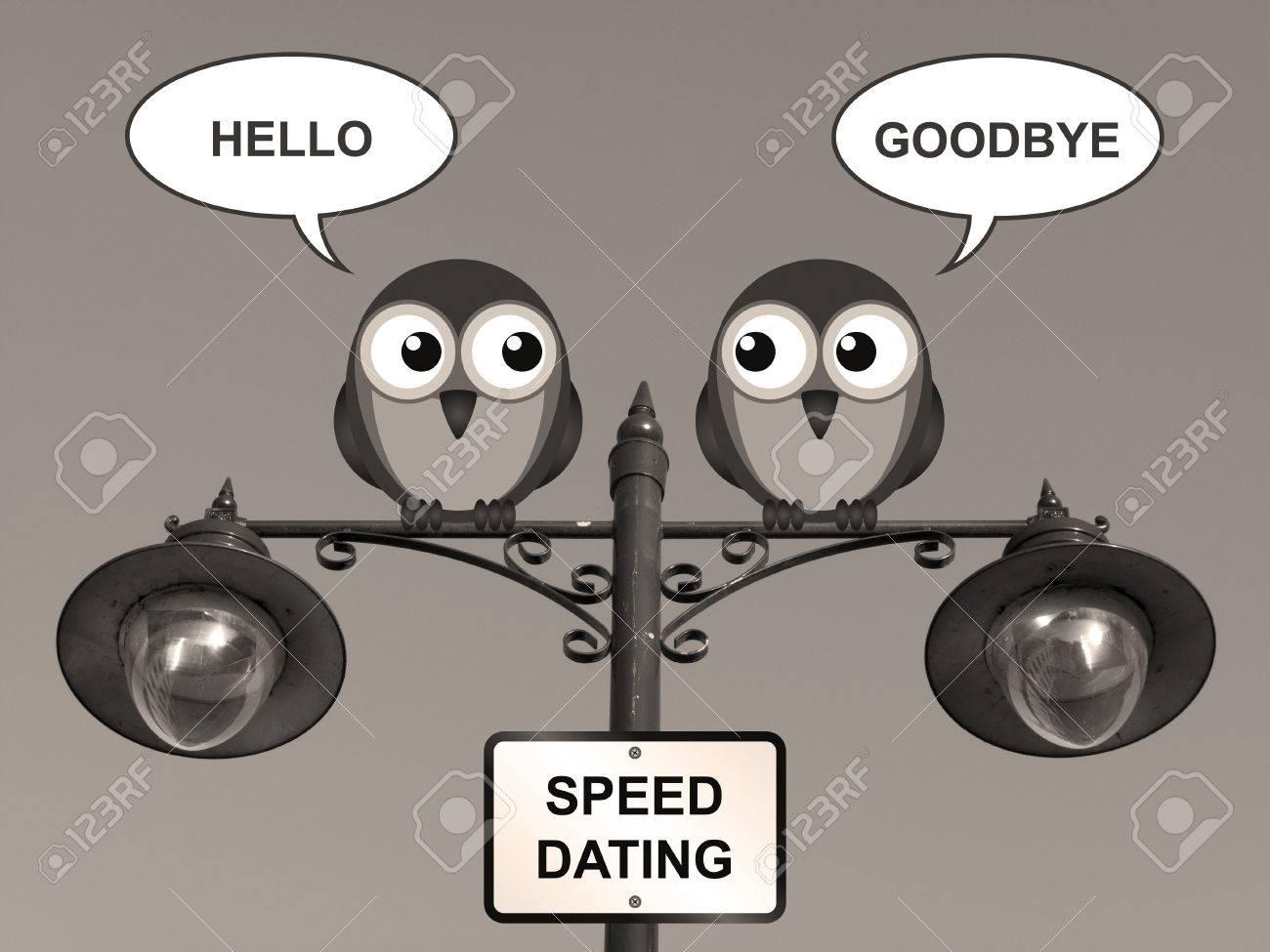 Hello speed dating