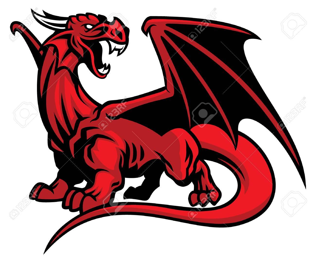 dragon mascot - 120704030