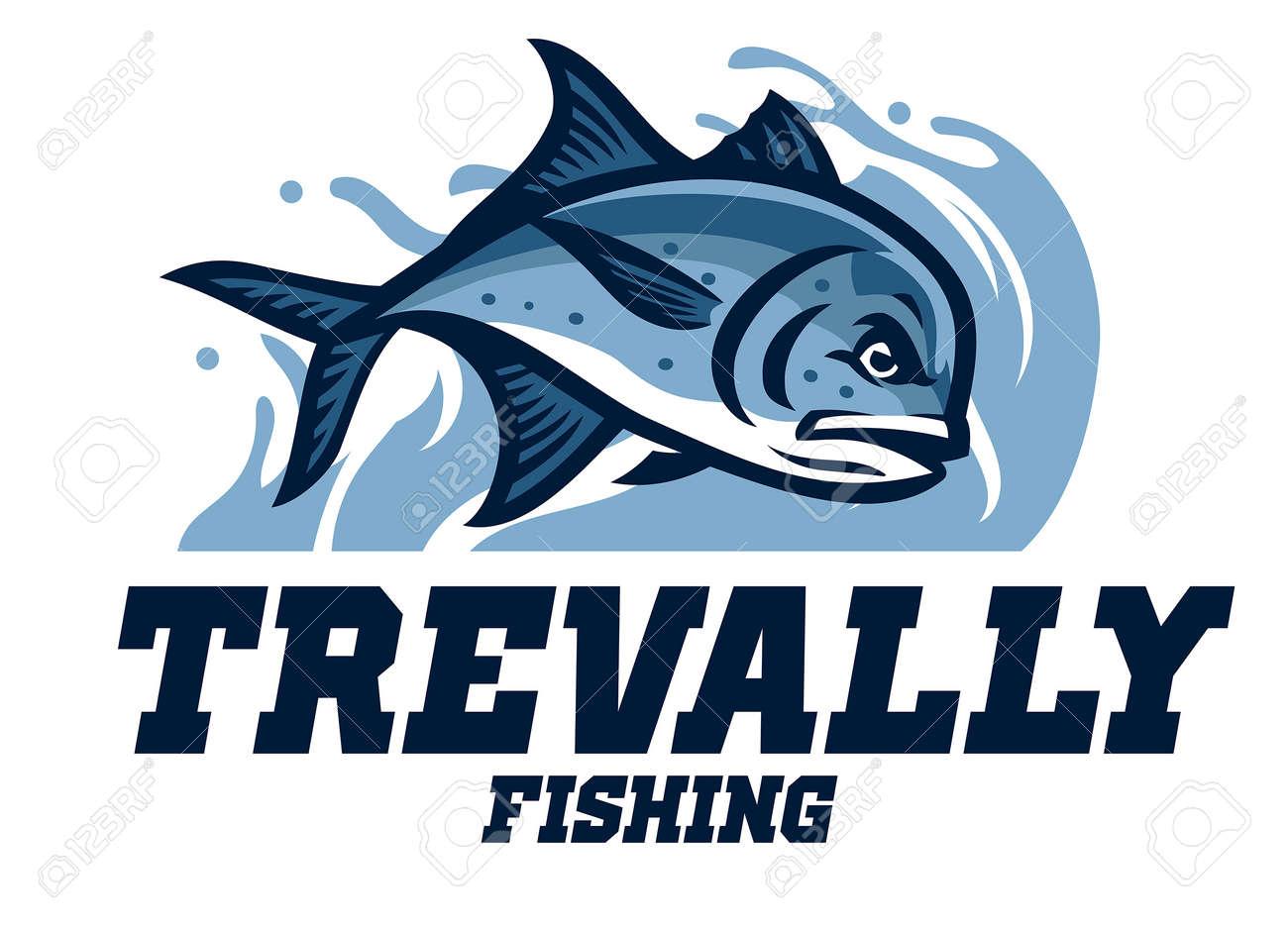 Giant trevally fishing - 169099666