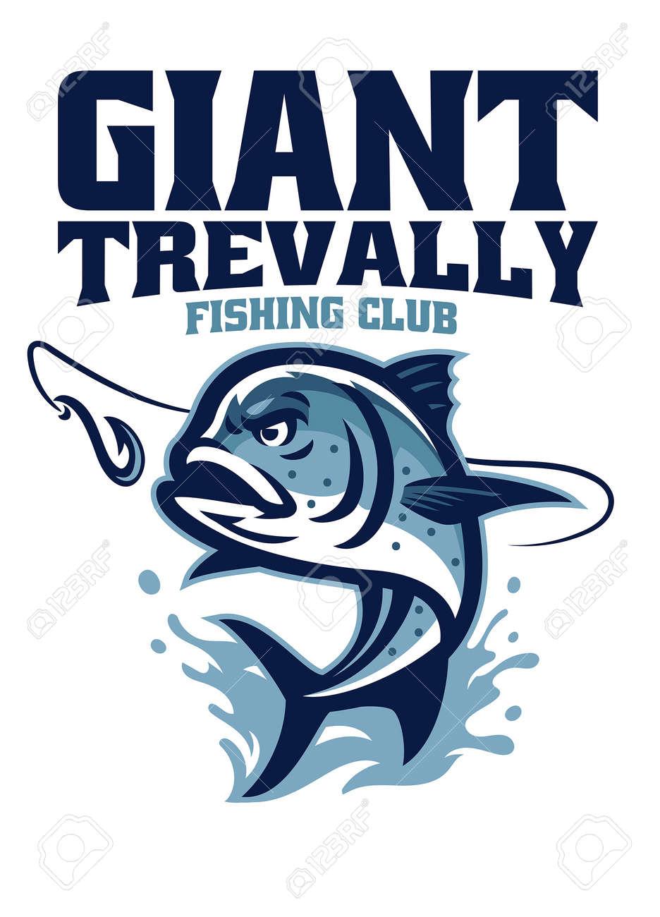 Giant trevally fishing club - 169099737