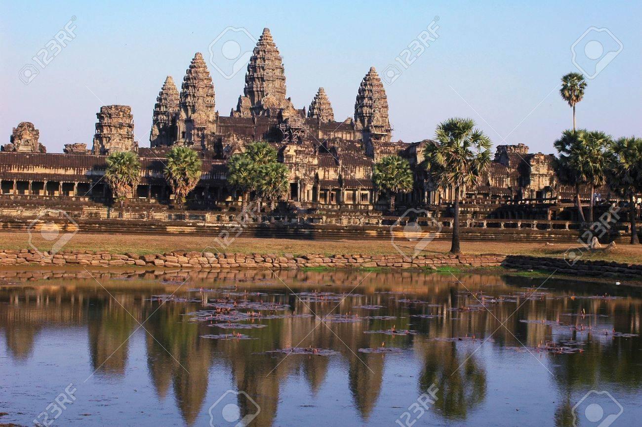cambodge paysage