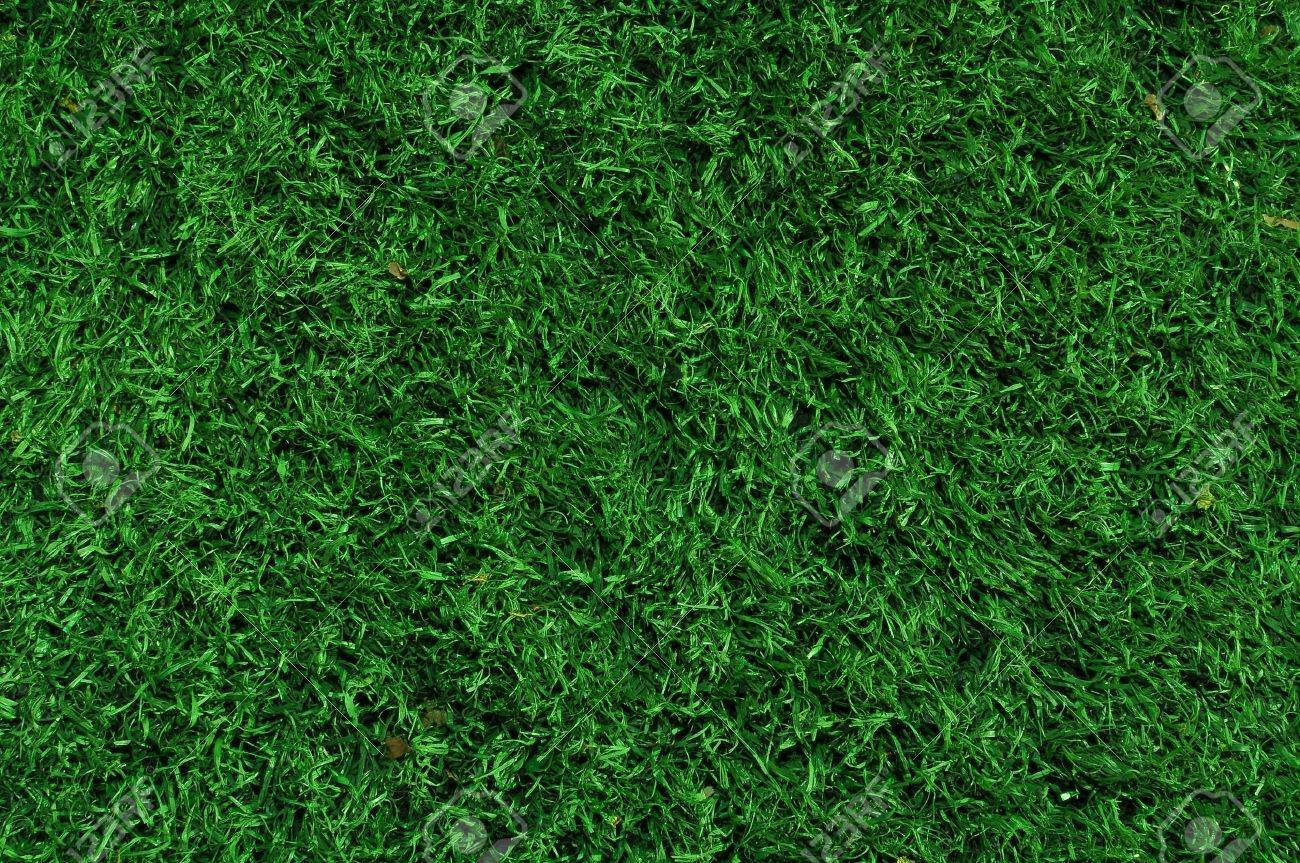 Fake Grass used on sports fields for soccer, baseball and football Stock Photo - 6026483
