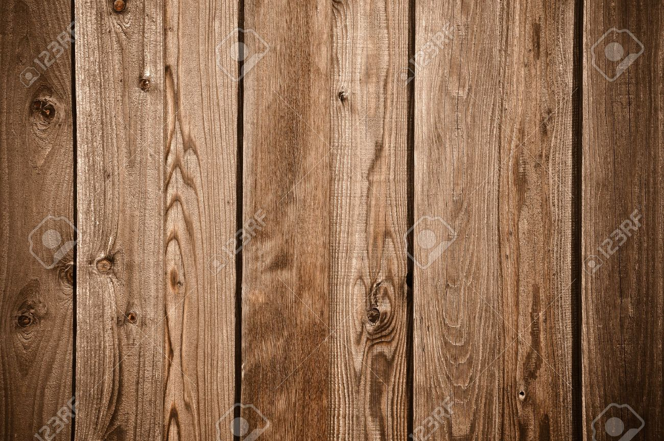 Merveilleux Dark Wood Fence Background Stock Photo   7019281