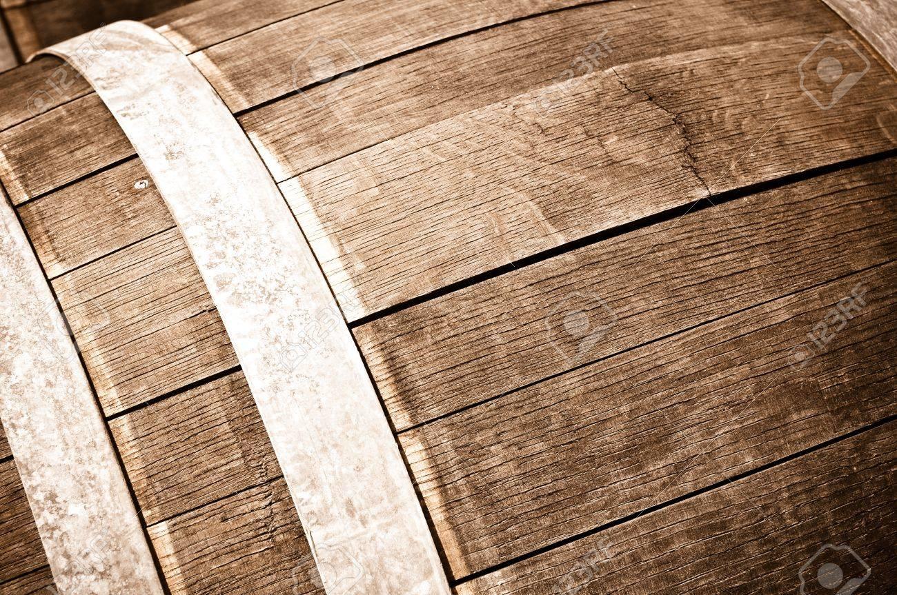 Oak Wine Barrel Stock Photo - 11741281