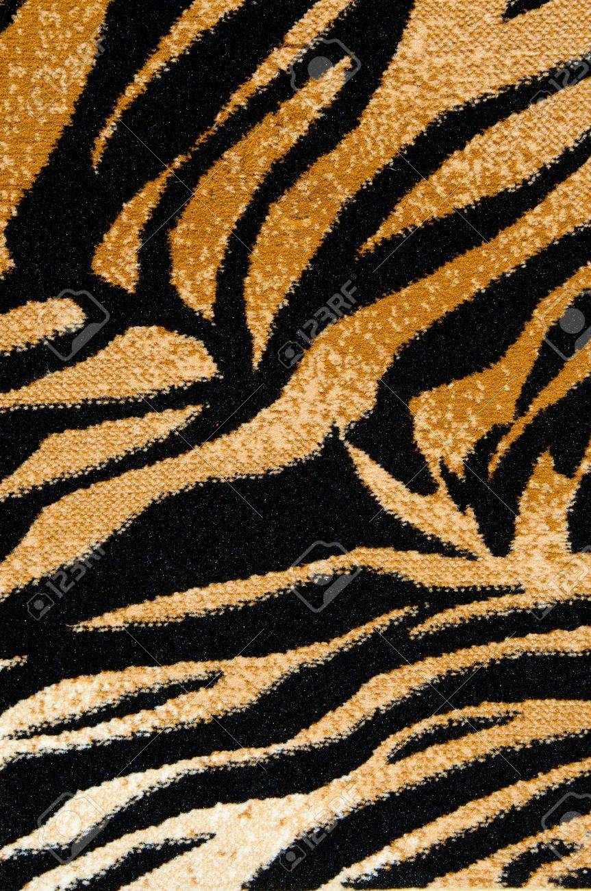 Tiger Print Background Stock Photo - 12652236