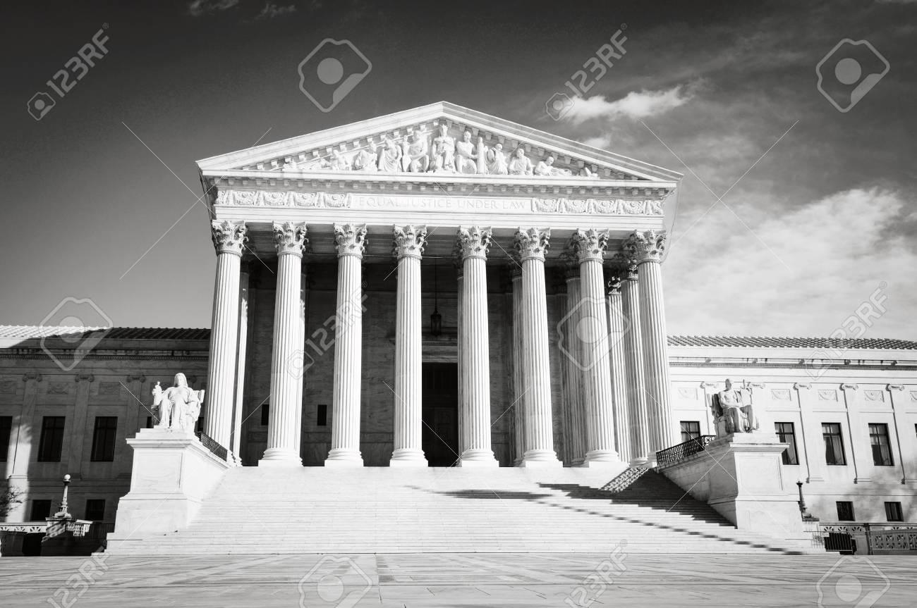 Supreme Court Building - 63468217