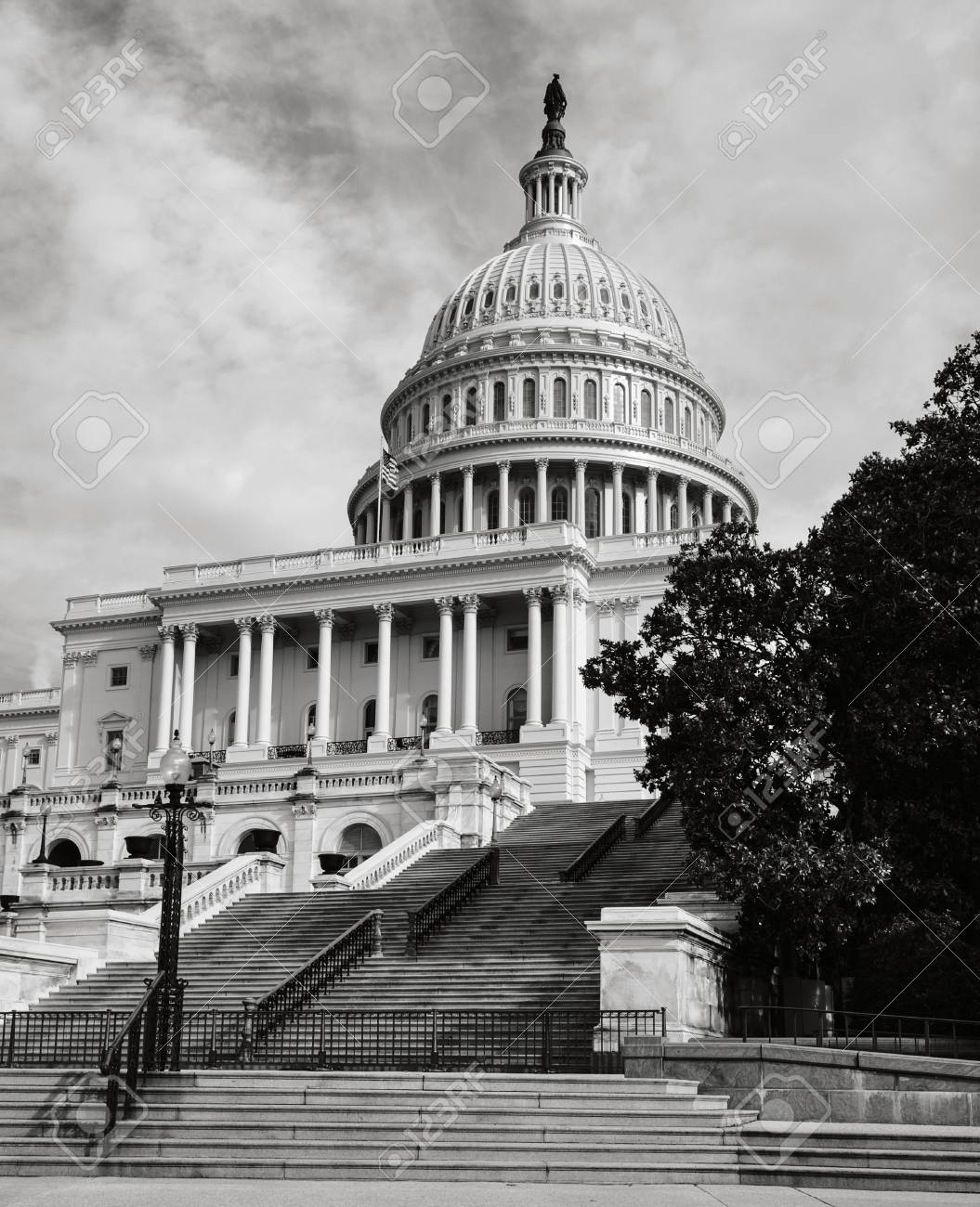 Capitol Hill Building in Washington DC - 63468251