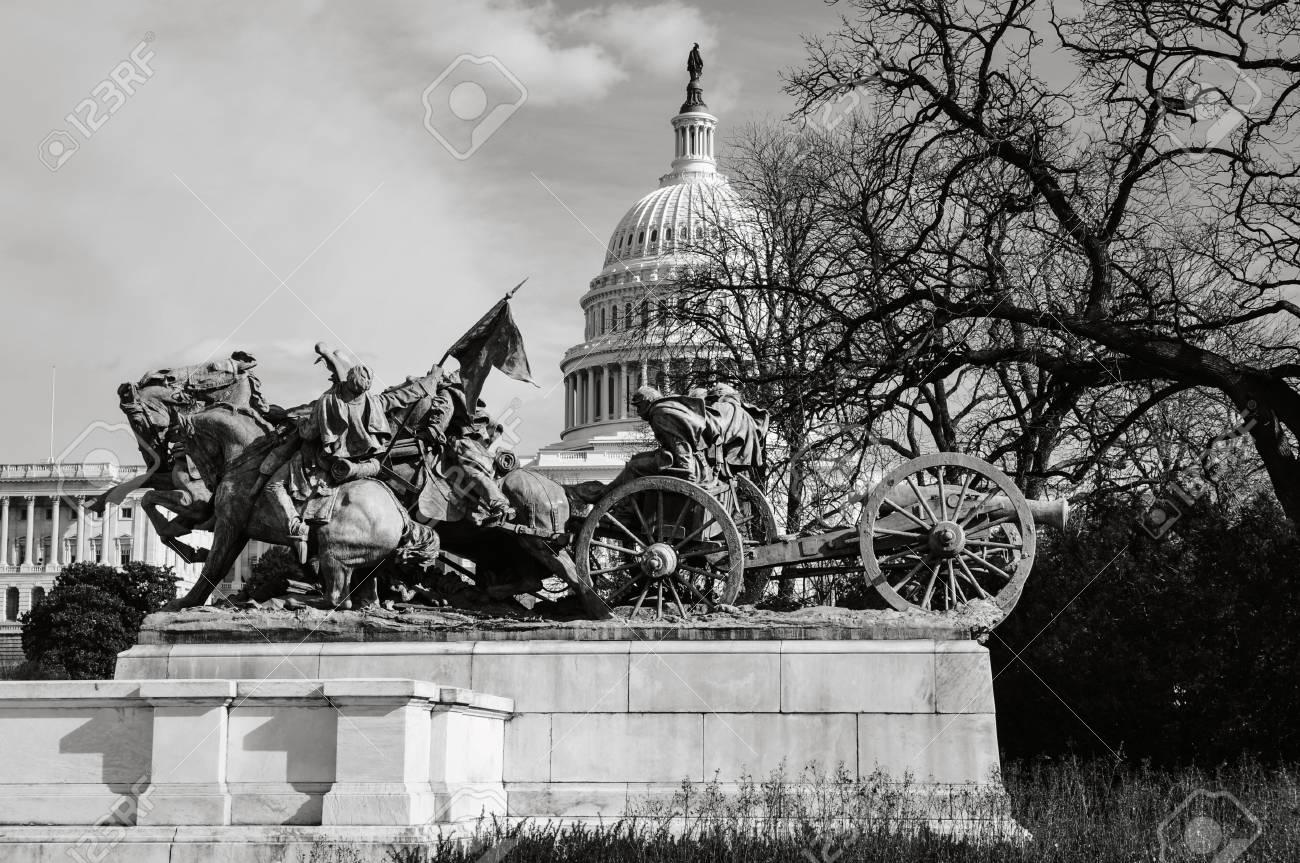 Civil War Memorial Washington DC - 63468349