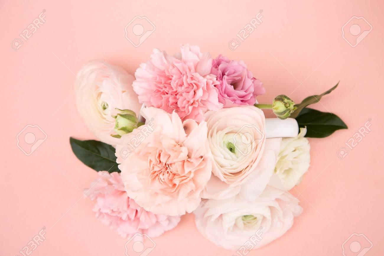 撮影スタジオ 背景 壁紙 ピンクのフラワーアレンジメントの花の