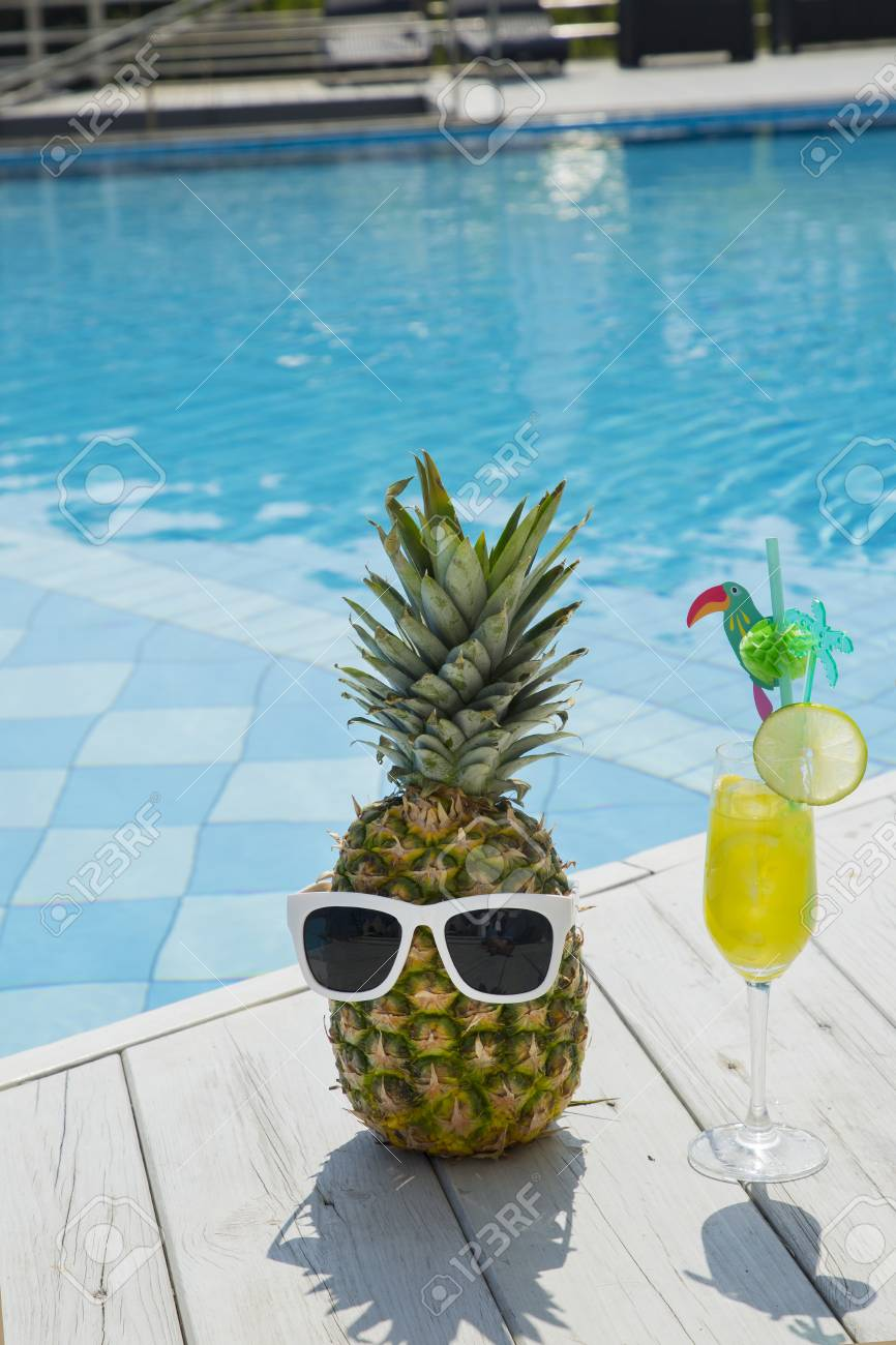 Summer holiday concept photo. vacation items and beach accessories in swimming pool or yellow background. 161 - 114678556