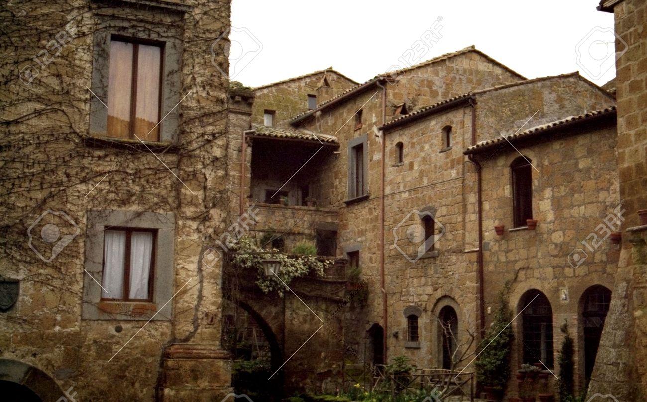 Italy Italian Home Homes House Houses Walk Walkway