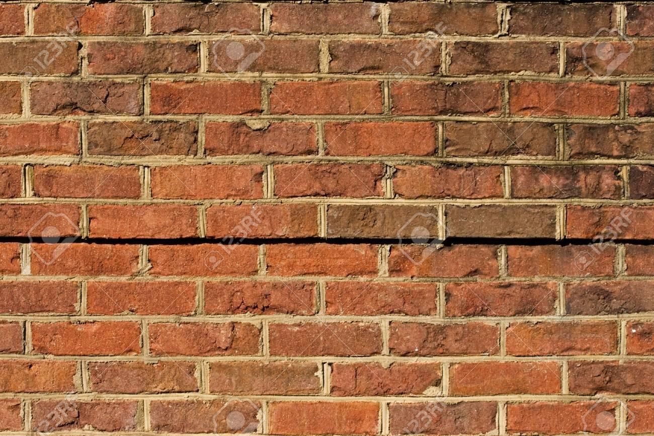 Red Brick Wall Stock Photo - 7023931