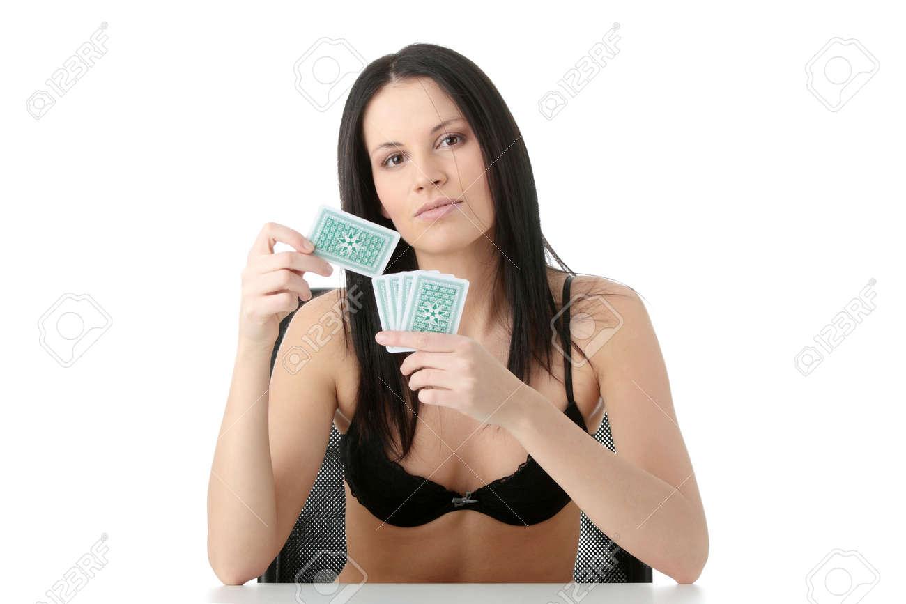 Стрип покер с 26 фотография