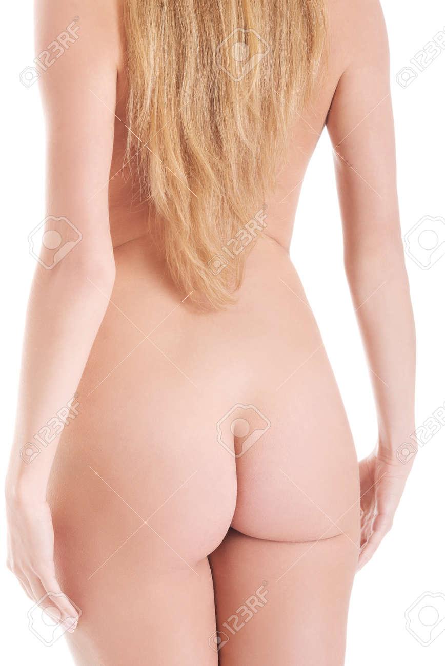 Nackt frau hinten