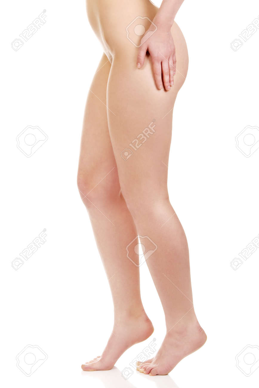 Nackte Beine