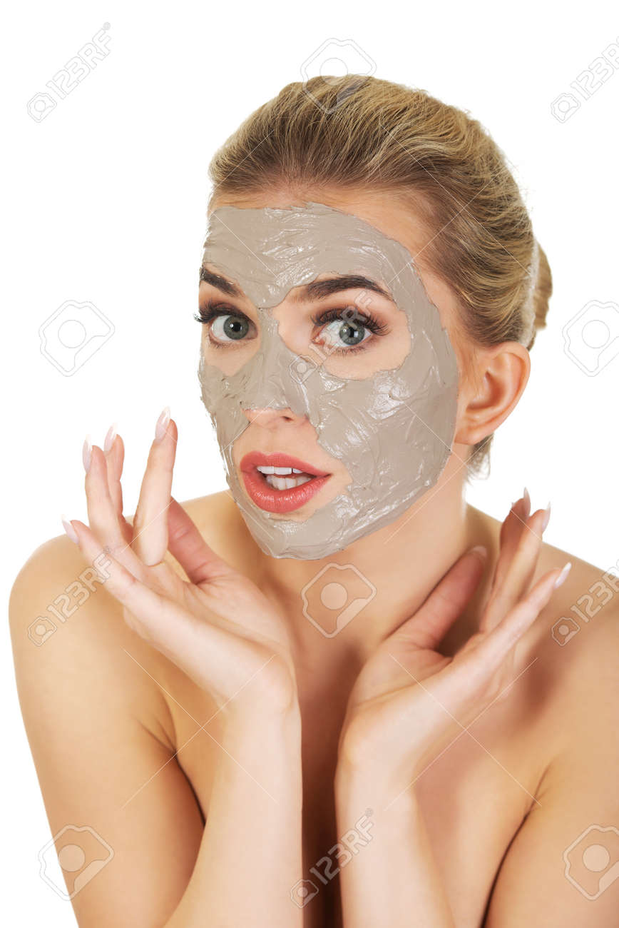 Facial mask picture