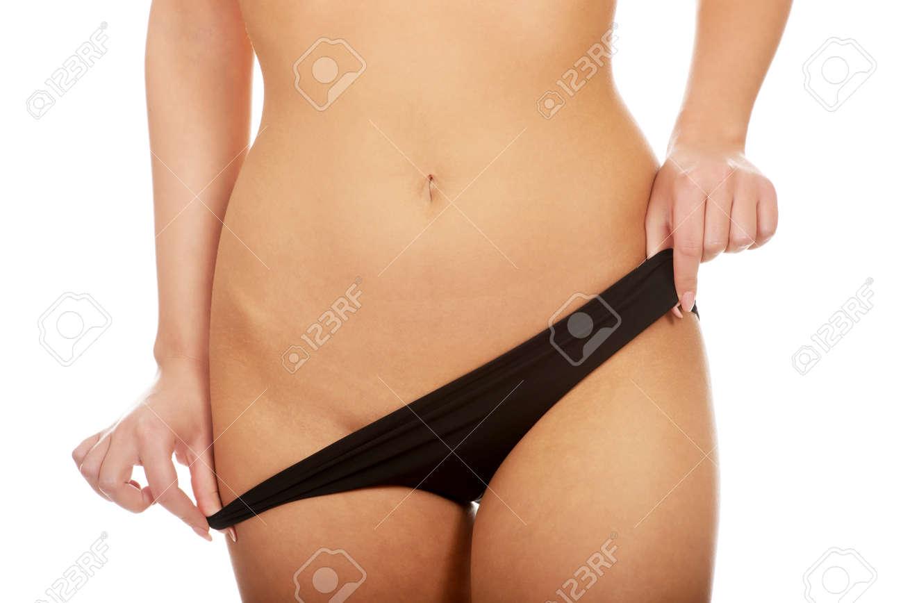 monique naked