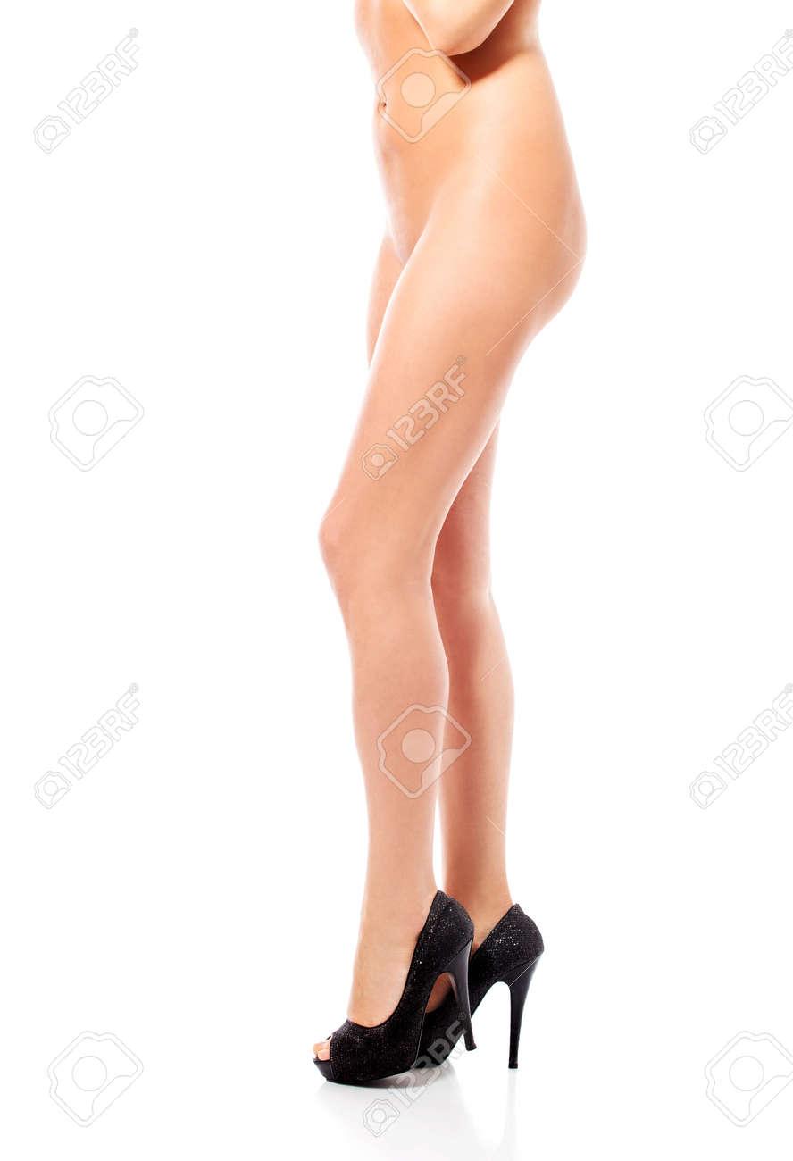 High Heels Nude Women