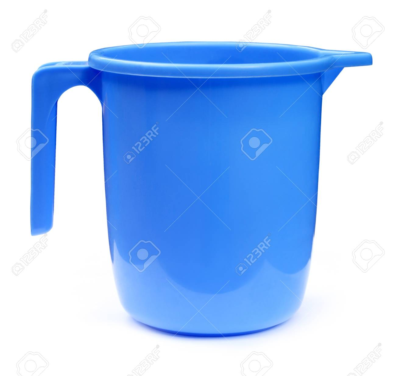 Plastic Bathroom Mug