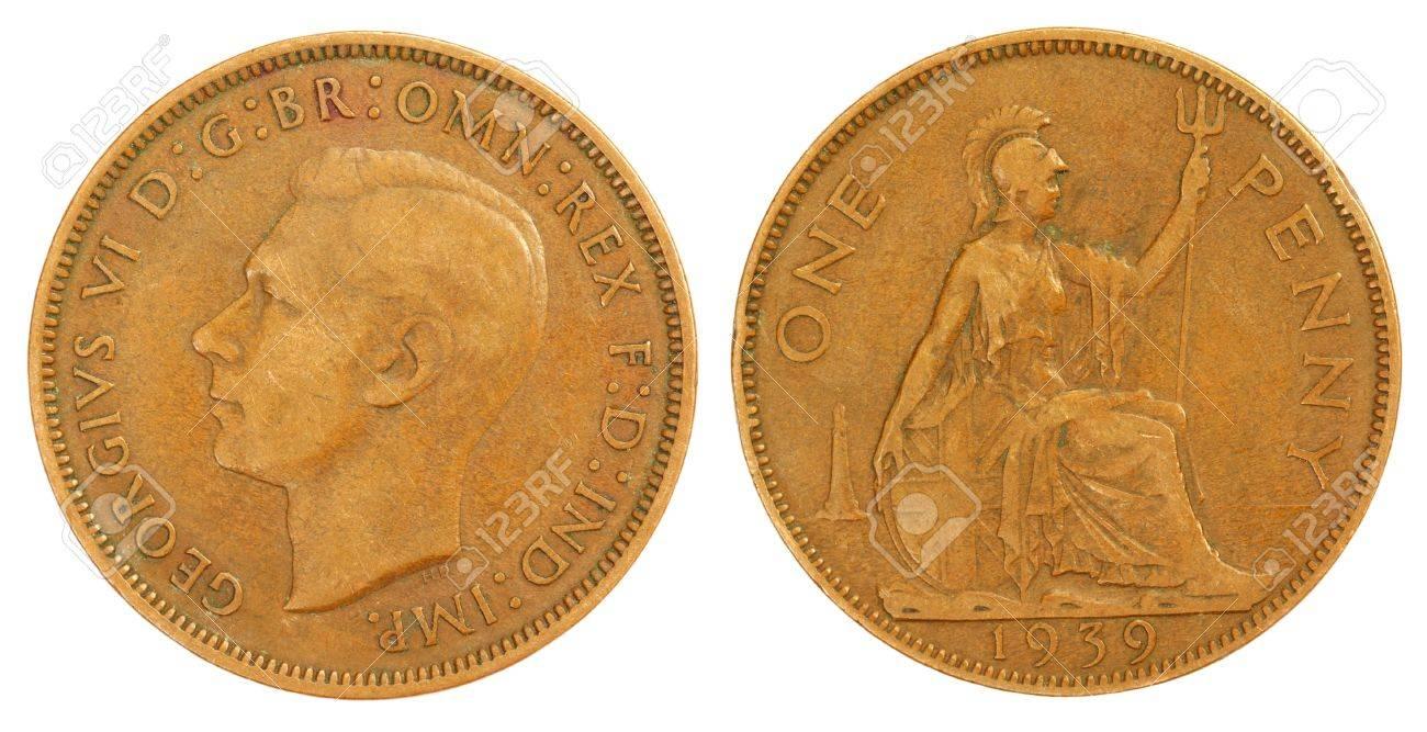 piece de monnaie one cent