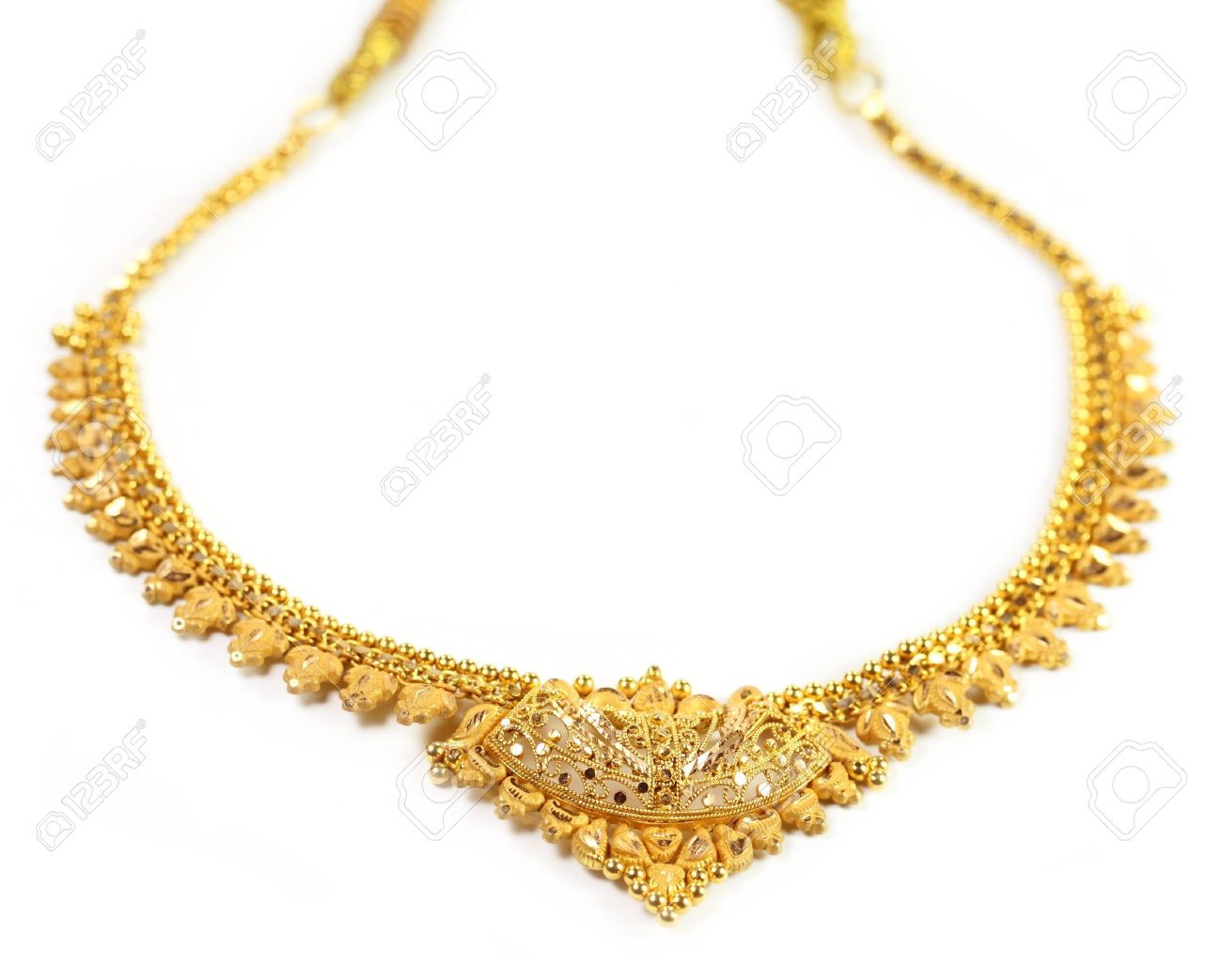 necklaces pin necklace pinterest indian gold and