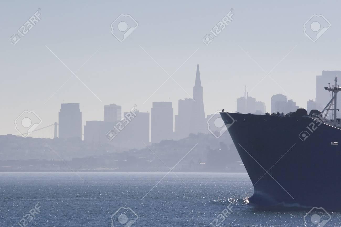 Freight City Stock Photo - 2244985