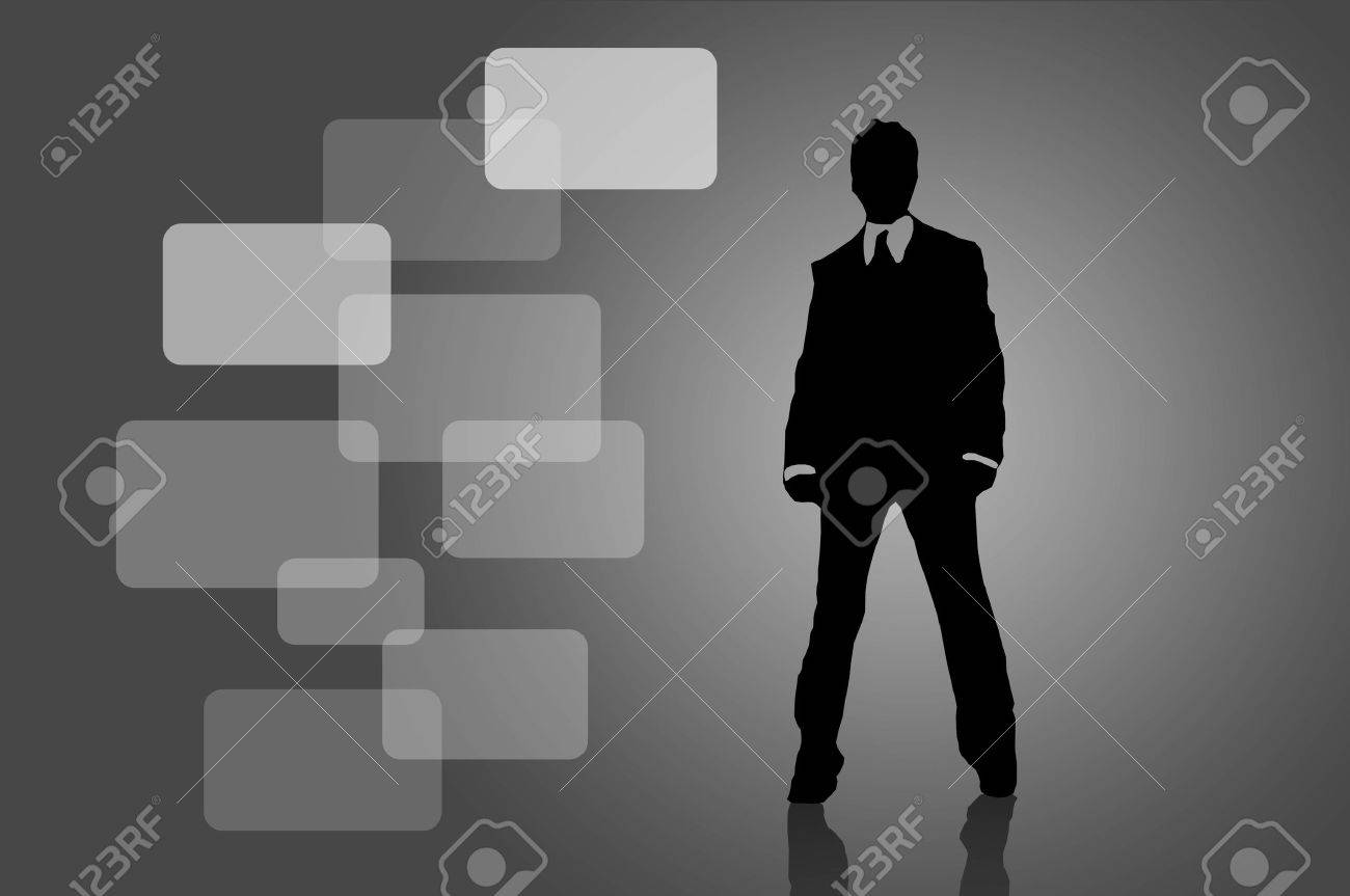 Business people Stock Photo - 9152691