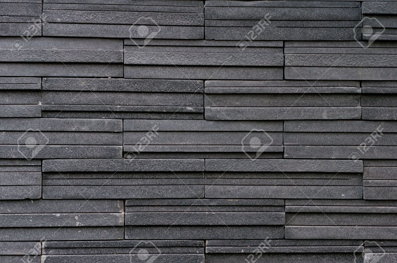 Dark Stone Tile Texture Brick Wall Surfaced Stock Photo  12391562 Stone Tile Texture Brick Wall Surfaced Picture And