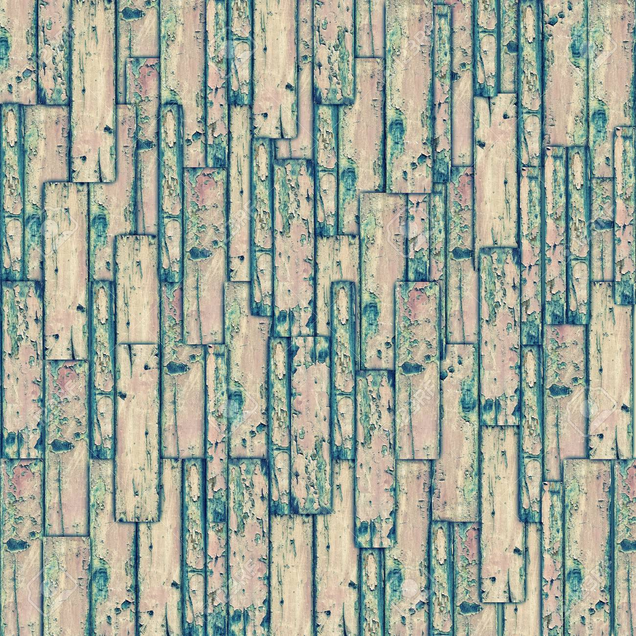 Old Wood Texture Panels Background Stock Photo - 12900975