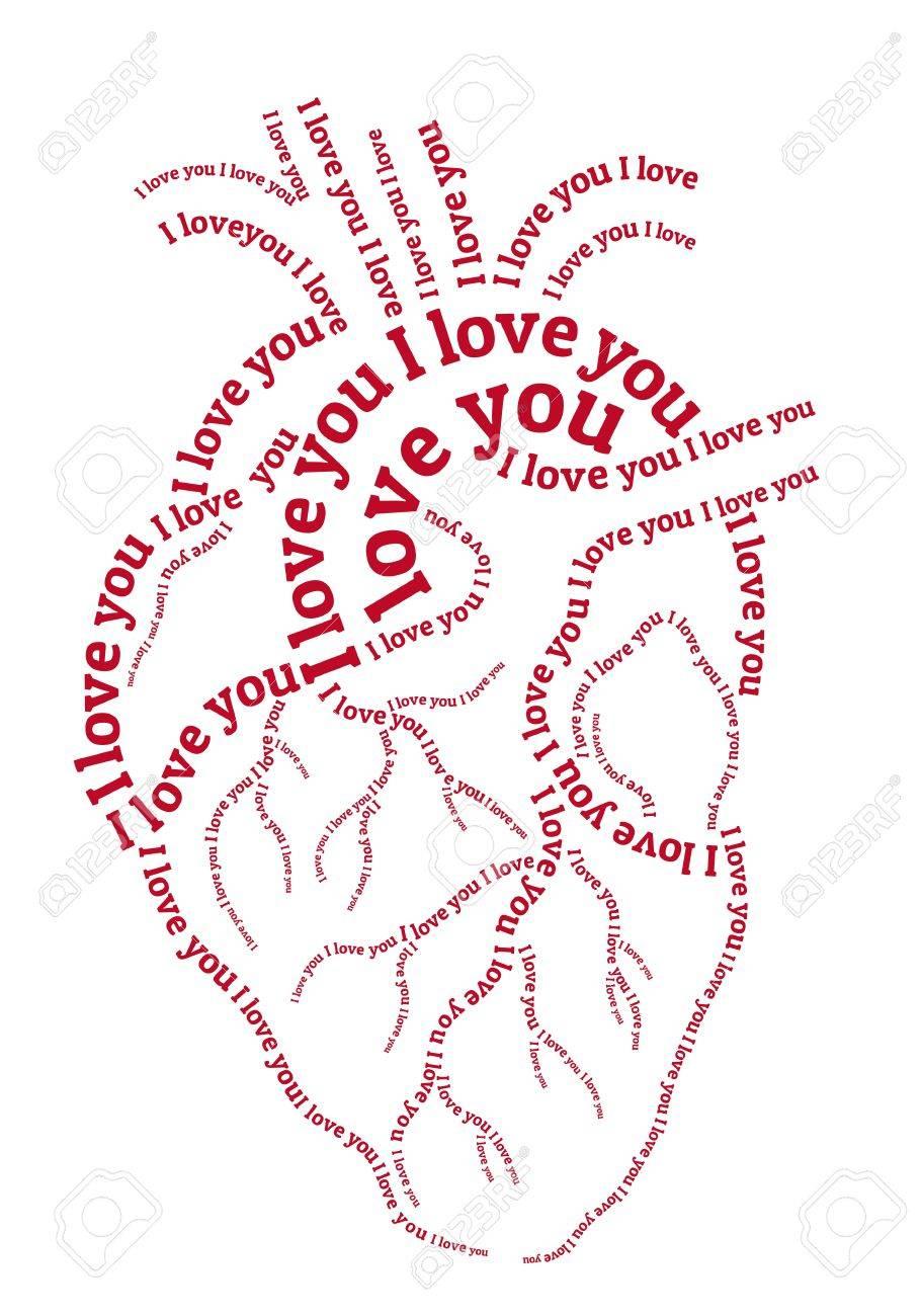 Red Human Heart ad0eaa775